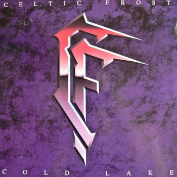 celtic frost cold lake album cover