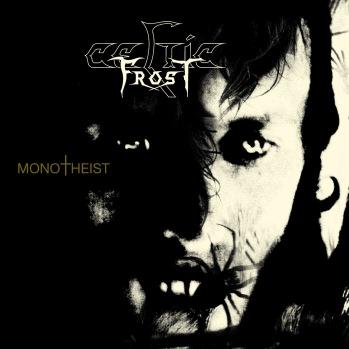 celtic frost monotheist album cover